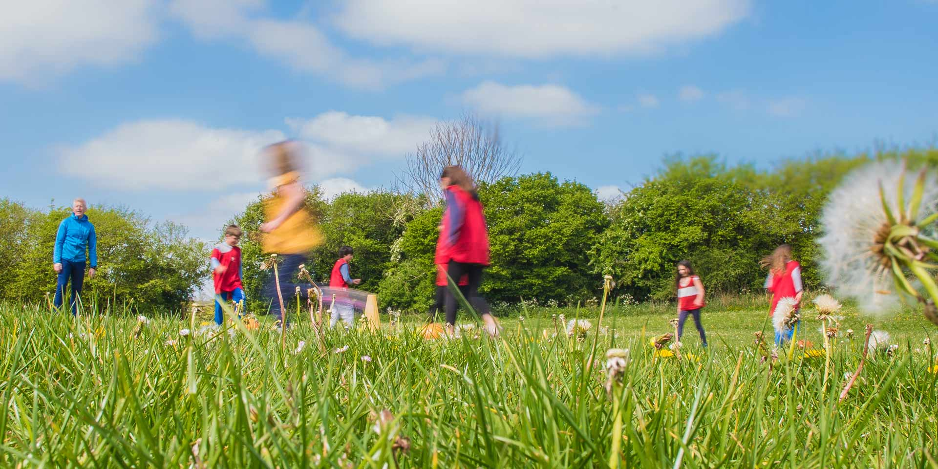 Find out more about outdoor fitness for home-educated children